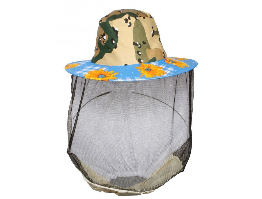Москитная шапка своими руками